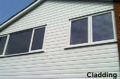 Replacement Cladding   We Can Replace Your Existing Old Timber Cladding  Boards With New, Low Maintenance UPVC Fascia To Give Your Home A New, Clean  Look And ...