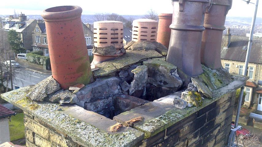 Chimney Repairs Leeds Roofers